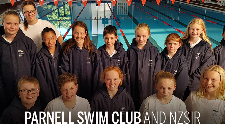 Introducing our new partnership with Parnell Swim Club, Auckland