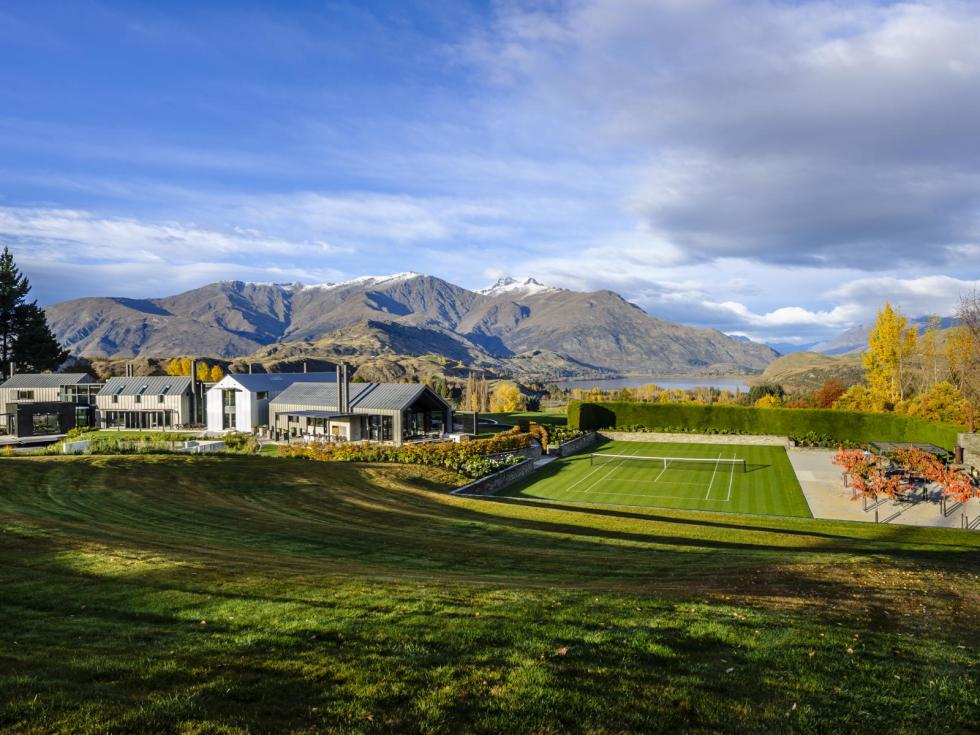 The Hills Golf Course, Arrowtown